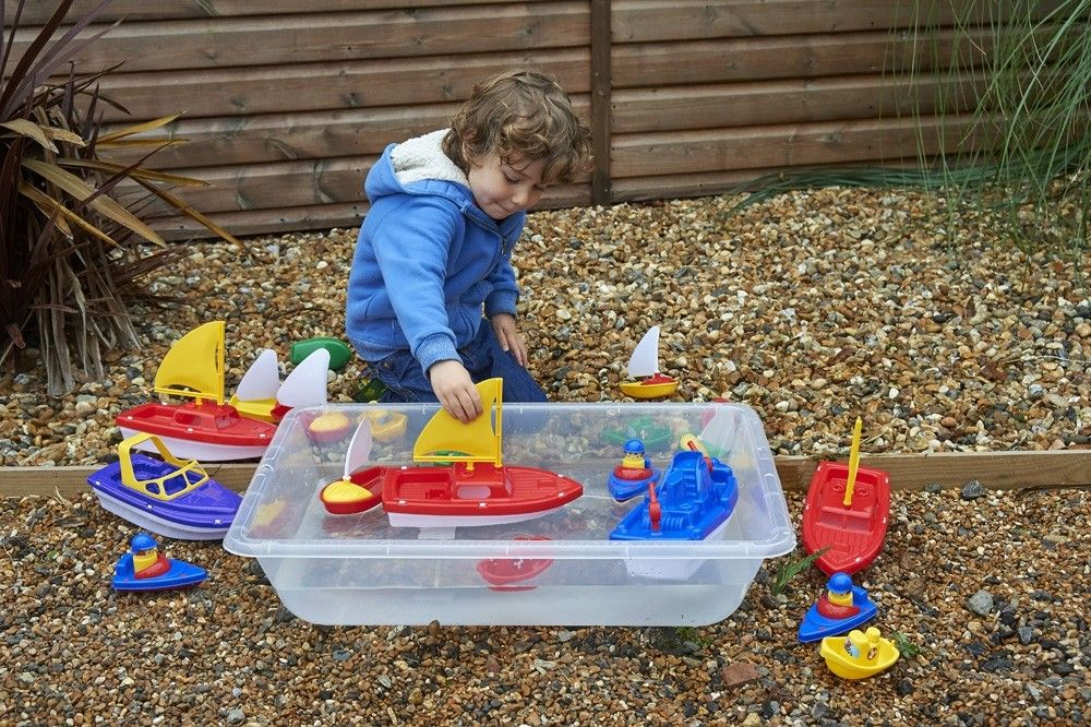 Clear Sand And Water Tray Children S Sand And Water